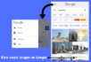 View saved images, places, and web pages on Google